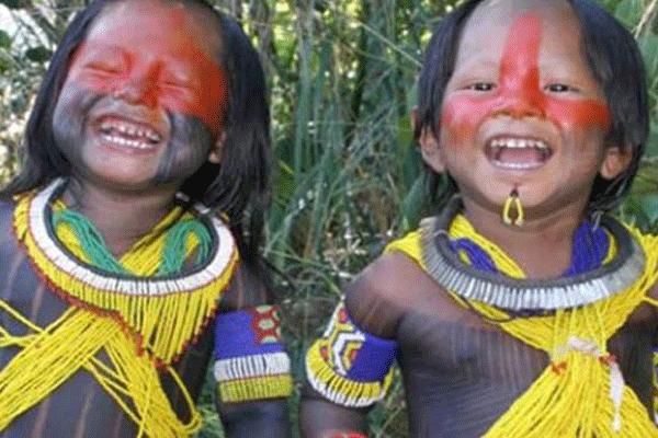 Brezilya'daki o kabileyle ilk temas