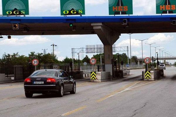 2013 yılında köprülerden kaç araç kaçak geçiş yaptı