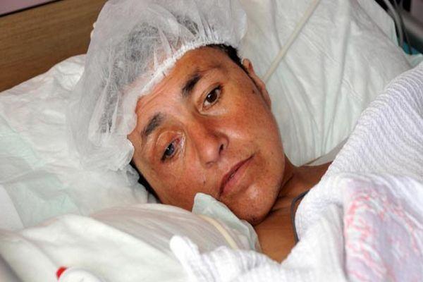 Bakımsızlıktan vücudu kurtlanan kadın tedavi altında- İZLE