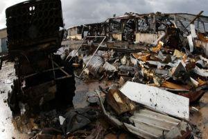Libya'da askeri istihbarat binasında patlama