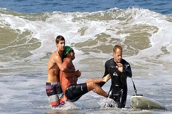 California'da köpekbalığı dehşeti