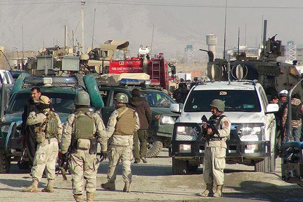 NATO konvoyuna saldırı, 3 ölü