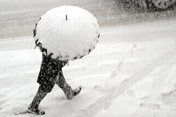 Bu illerde yaşayanlar dikkat, kar yağışı başladı