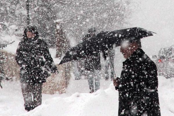 Meteoroloji'den kar yağışı uyarısı! Bu illerde yaşayanlar dikkat