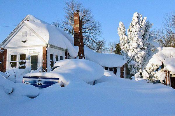 ABD'de şiddetli kar fırtınası, 20 ölü