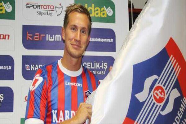 Karabükspor Morten Pedersen'i gönderdi