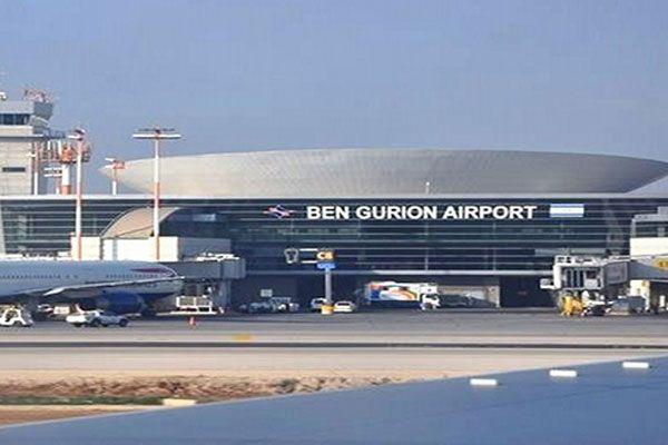 Kassam İsrail havalimanını füzelerle dövüyor