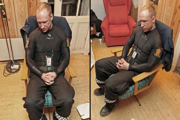 Irkçı Breivik'in isteği yapılmazsa greve başlayacak