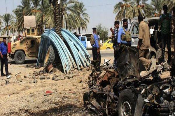 Irak'ta patlama, 6 ölü, 15 yaralı