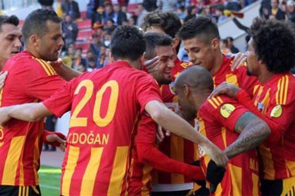 Kayserispor'da Altınordu maçı hazırlıkları