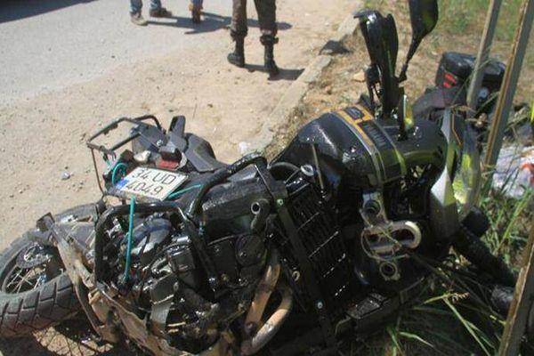 Ünlü fotoğrafçı motosiklet kazasında öldü!