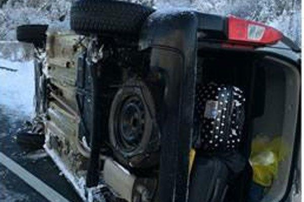 Rizesporlu Sercan Kaya kaza geçirdi
