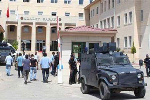 KCK davasında 5 kişi tahliye edildi