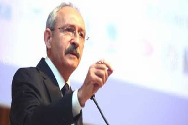 Sürpriz isimden Kemal Kılıçdaroğlu'na red!