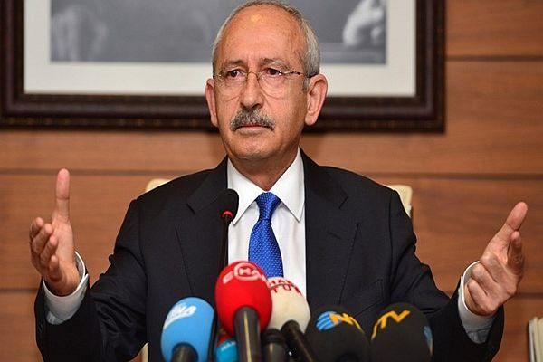 Kemal Kılıçdaroğlu, 'Biz Kaybettik'