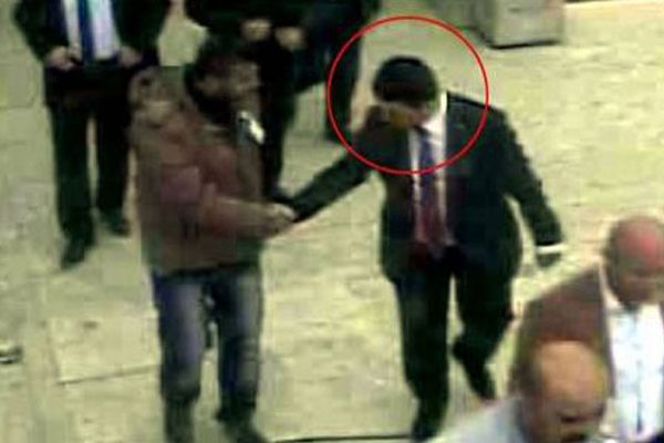 Kılıçdaroğlu'na saldıran kişi ile tokalaşan bakın kim çıktı