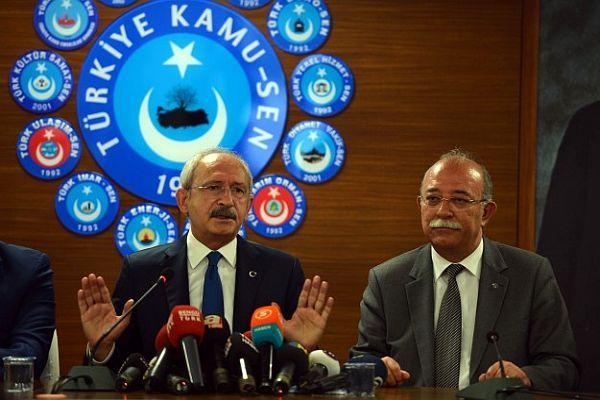 Kılıçdaroğlu, 'Gösteri yapacaklarsa bırakın yapsınlar'