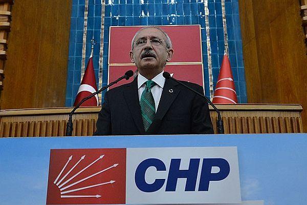 Kılıçdaroğlu, 'Siyaset kurumu görevini yapmamış'