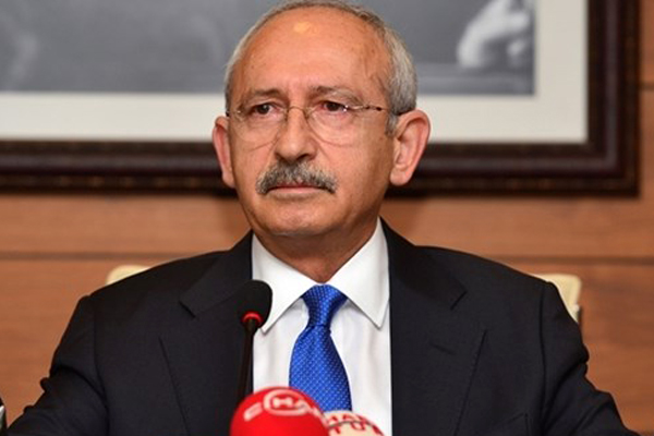 CHP lideri Kılıçdaroğlu'na çok sert sözler