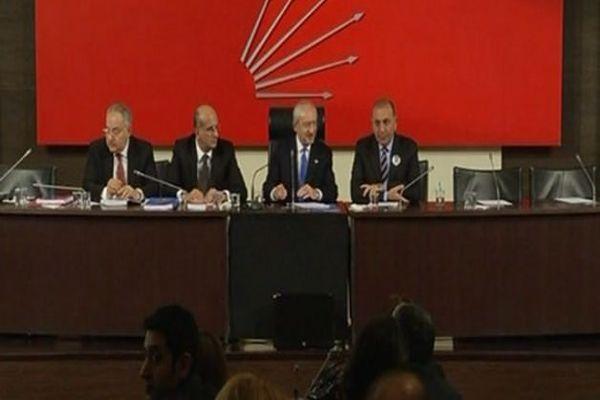 Kemal Kılıçdaroğlu mikrofonu açık unutunca...