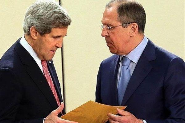 Kerry ve Lavrov Ukrayna'yı görüştü