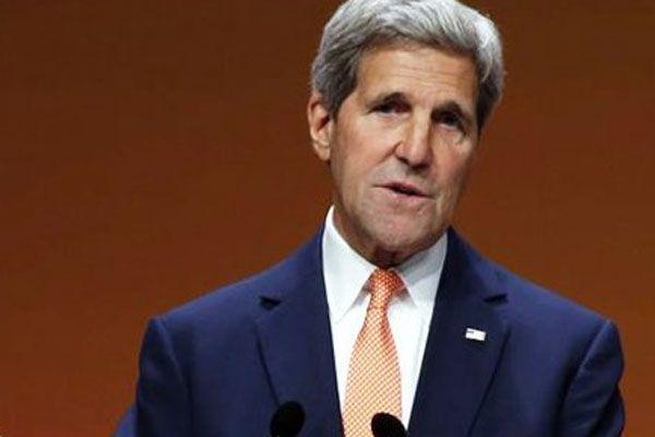 Dışişleri Bakanı Kerry, Ramallah'ta