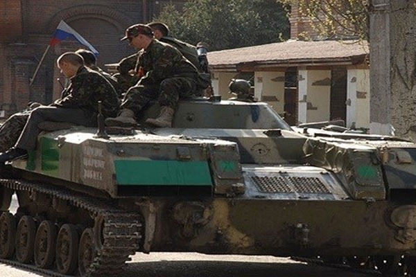 Kiev sınır kontrolünü kaybediyor