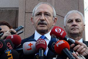 Kılıçdaroğlu, 'Yargıcın yakasında parti rozeti olmaz'