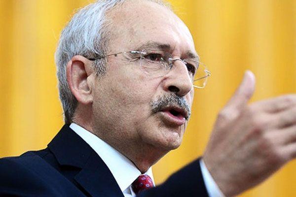 Kılıçdaroğlu'ndan Cumhurbaşkanlığı hakkında açıklama