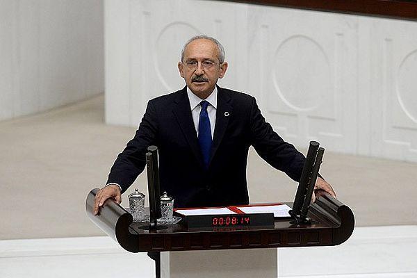 Kılıçdaroğlu, 'Ulusal egemenlik oy sayısına bağlı değildir'