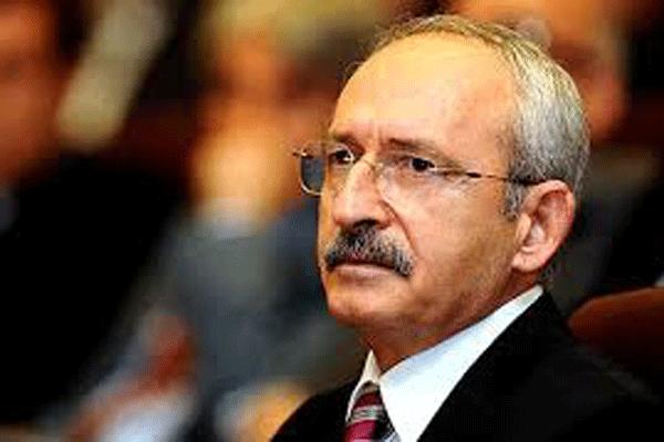 Kılıçdaroğlu'ndan istifa açıklaması