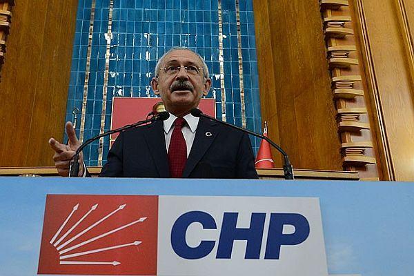 Kılıçdaroğlu, 'Demokrasi ayaklarımızın altından kayıyor'