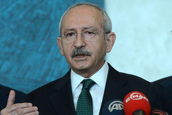 Kılıçdaroğlu'ndan MİT yasa teklifine tepki