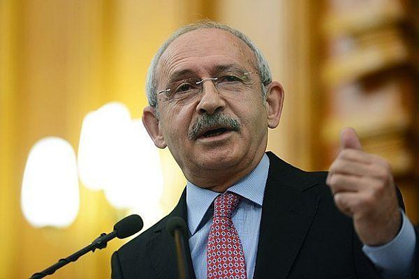 Kılıçdaroğlu, 'Failler bulunup yargıya teslim edilmeli'