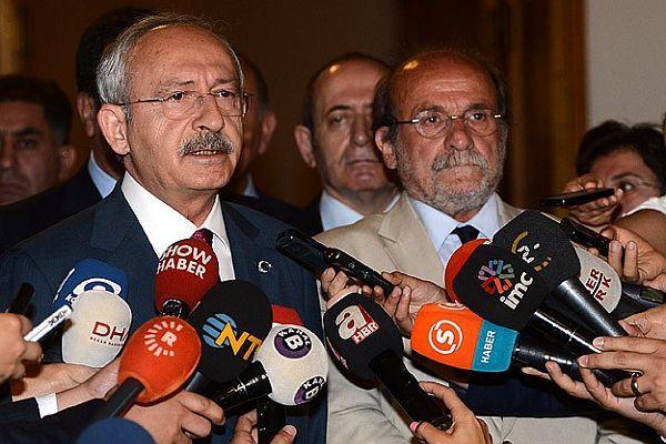 Kılıçdaroğlu, 'Adayın belirlenmesinde üzerimize düşeni yapacağız'