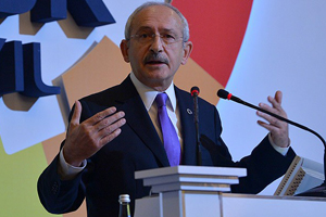 Kılıçdaroğlu, 'siyasi ahlak yasasını parlamentodan geçirmeliyiz'