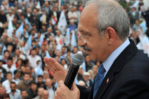Kılıçdaroğlu, 'Mustafa Sarıgül Genel Başkan Olabilir'