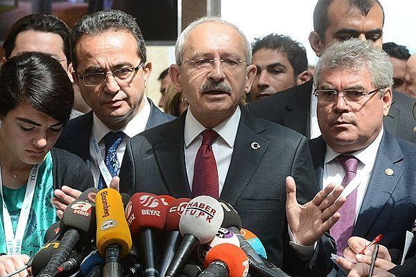 Kılıçdaroğlu, 'Halkın kararına saygı duyacağız'
