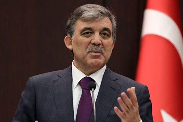 Abdullah Gül'den Haşim Kılıç'ın sözlerine ilk tepki
