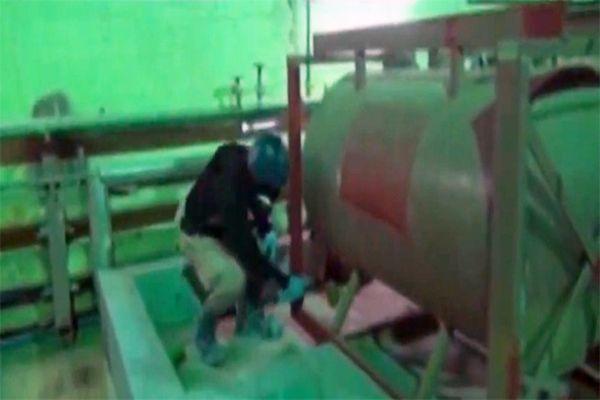 Suriye'de hardal gazı stokları ülke dışına çıkarıldı