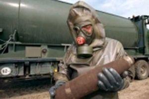 Suriye'deki kimyasal silahlar yurtdışında imha edilecek