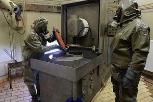 ABD kimyasal silahları denizde imha edecek