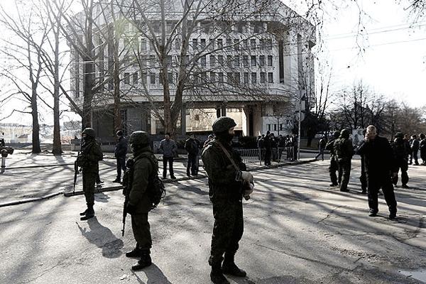 Kırım Parlamentosu'ndan Rusya'ya bağlanma kararı