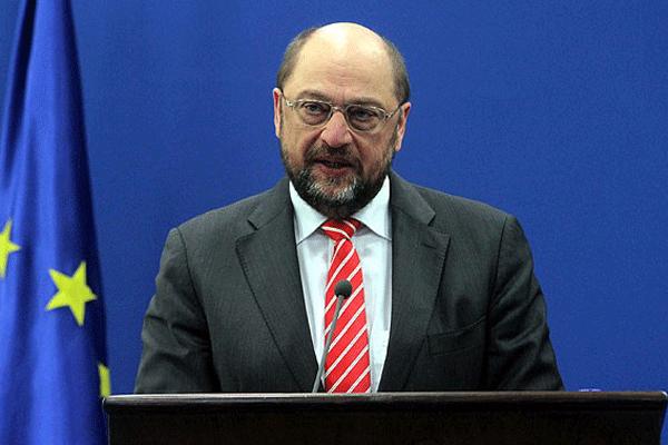 Schulz, 'Çatışmayı önlemek için Rusya ile konuşmalıyız'