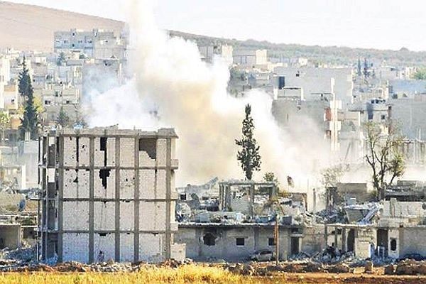 İşte IŞİD'in Kobani'den sonra yeni hedefi