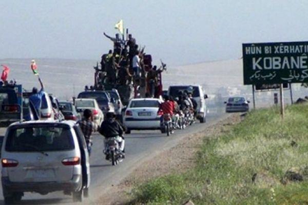 'Kobani'nin yüzde 80'i YPG'nin elinde, siviller dönüyor'