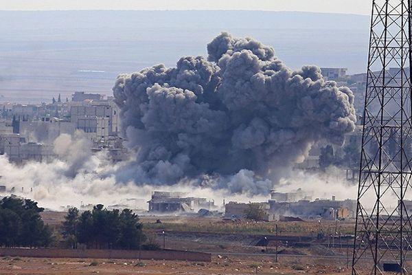 Kobani'de sokak çatışmaları şiddetlendi