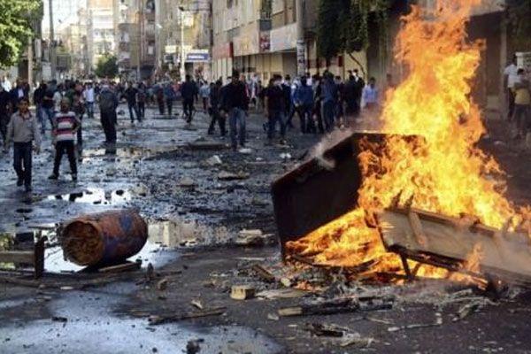 Kobani protestolarında ölü sayısı 22'ye yükseldi