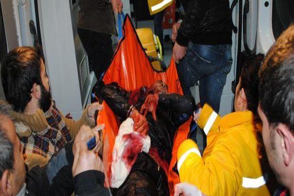 Kocaeli'de bıçaklı saldırı, 1 ölü, 1 yaralı