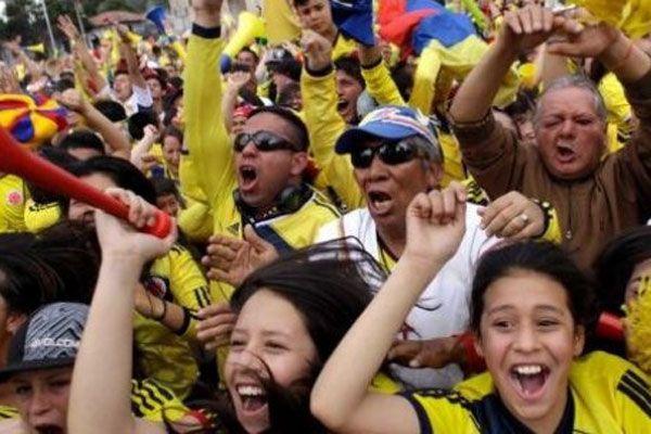 Brezilya maçından önce Kolombiya'da ilginç yasak